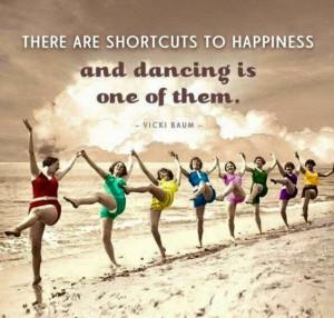 dans är lycka